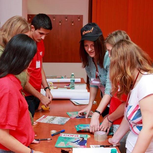 Activități cu studenții